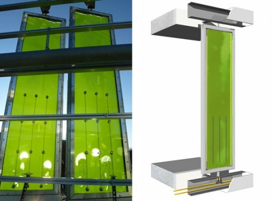 Algae-Powered-House-Biofacade-Splitterwerk-ARUP-Colt-International-SCC-Green-Power-537x397