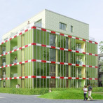 World's First Algae-Powered Building in Germany